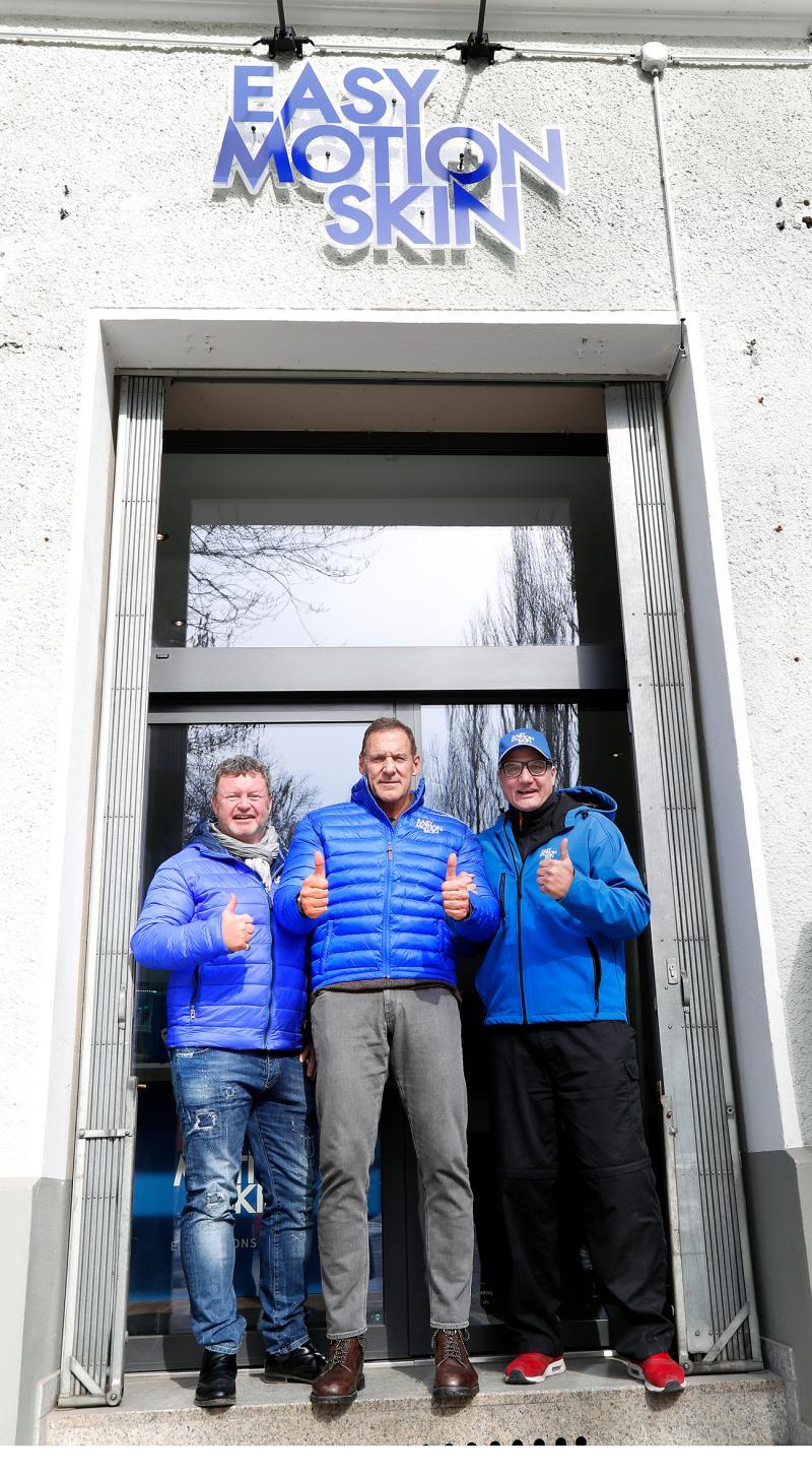 Ralf Moeller & Franky Scholz in München