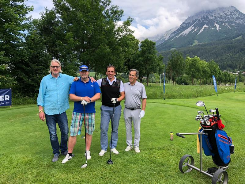 Golf Trophy in the Stanglwirt 2018