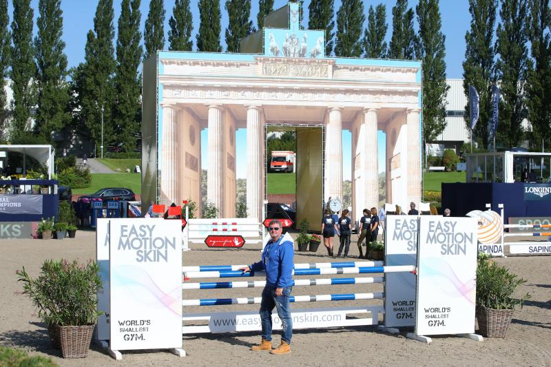 Hamburg: Derby w. Sponsor EasyMotionSkin