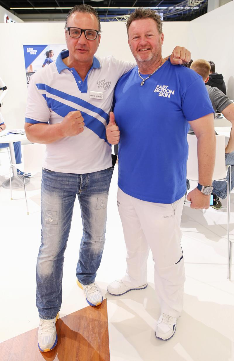 Franky Scholz & Christian Jäger