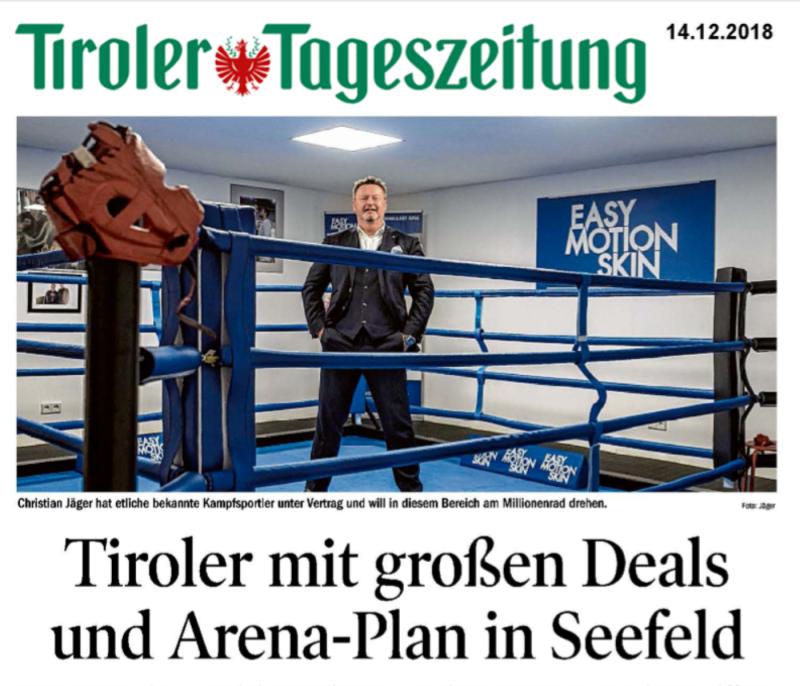 Tiroler mit großen Deals