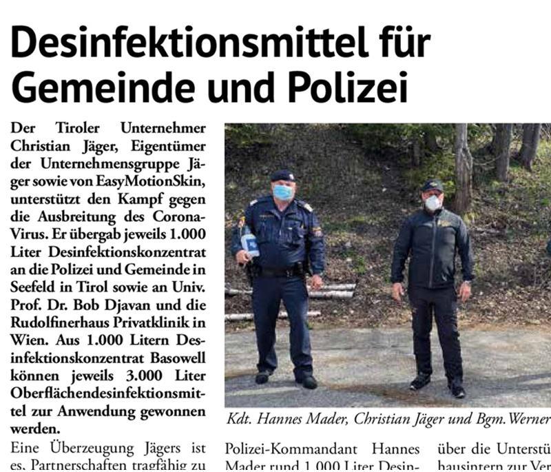 Plateauzeitung_Desinfektionsmittel