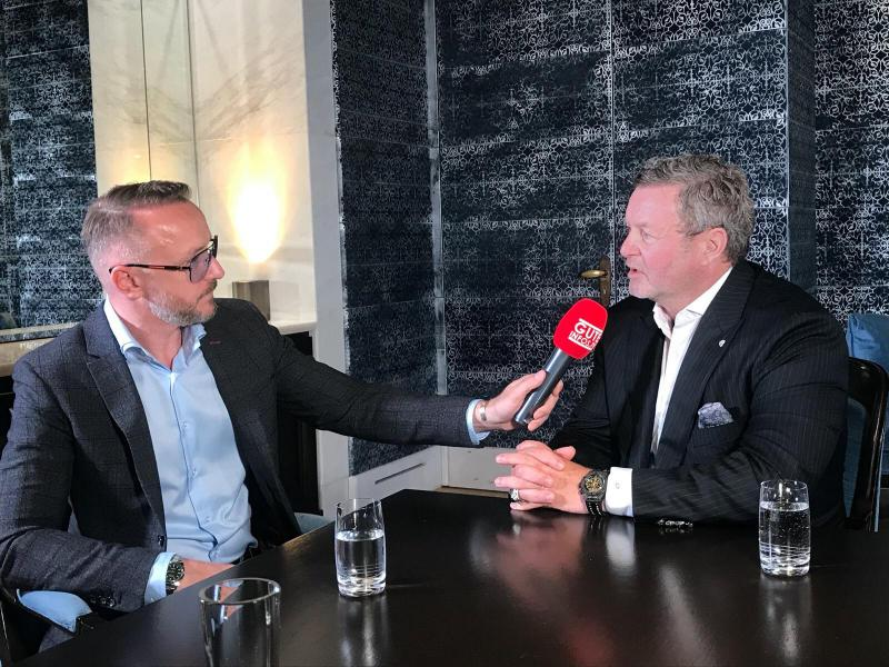 Interview für die Meinungsmacher