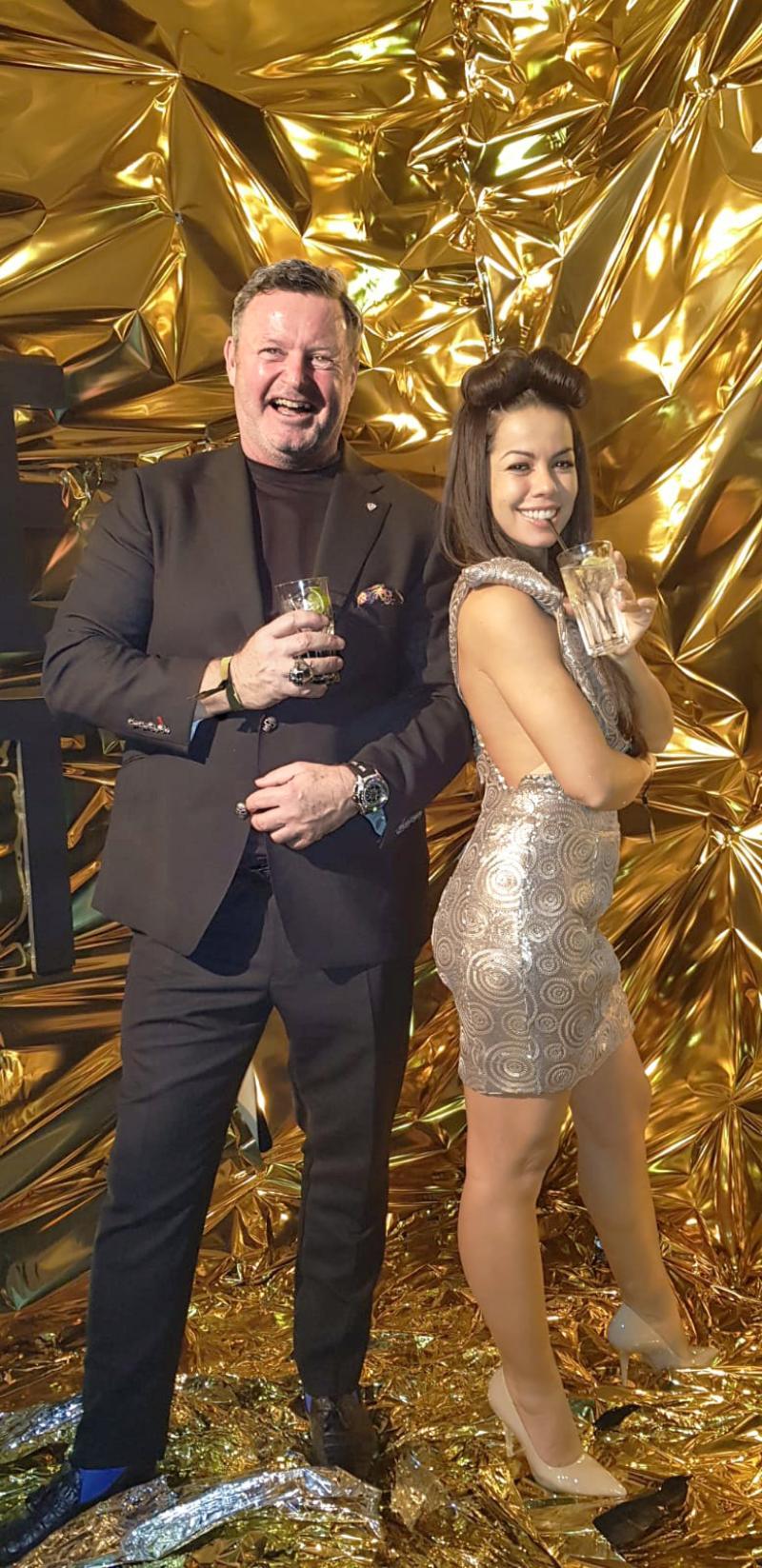 Christian Jäger & Fernanda Brandão