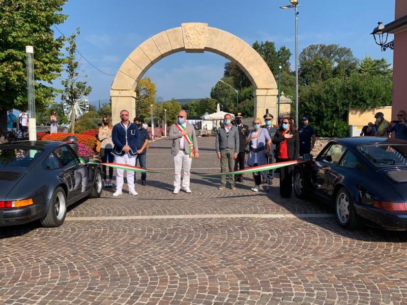 Porsche Classic in Bardolino 2020
