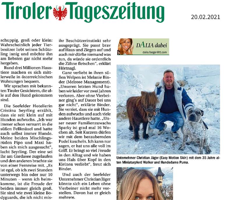 Tiroler-Tageszeitung---Ein-Hoch-auf-unsere-tierischen-Begleiter---2021-02-22