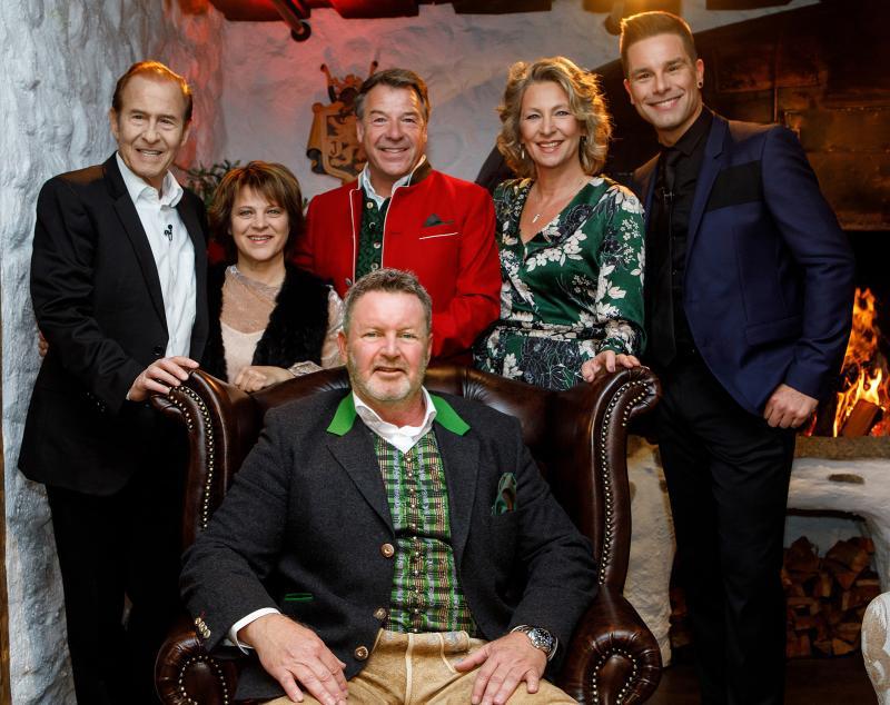 Seefeld 2018 SAT1 Gold Christmas show